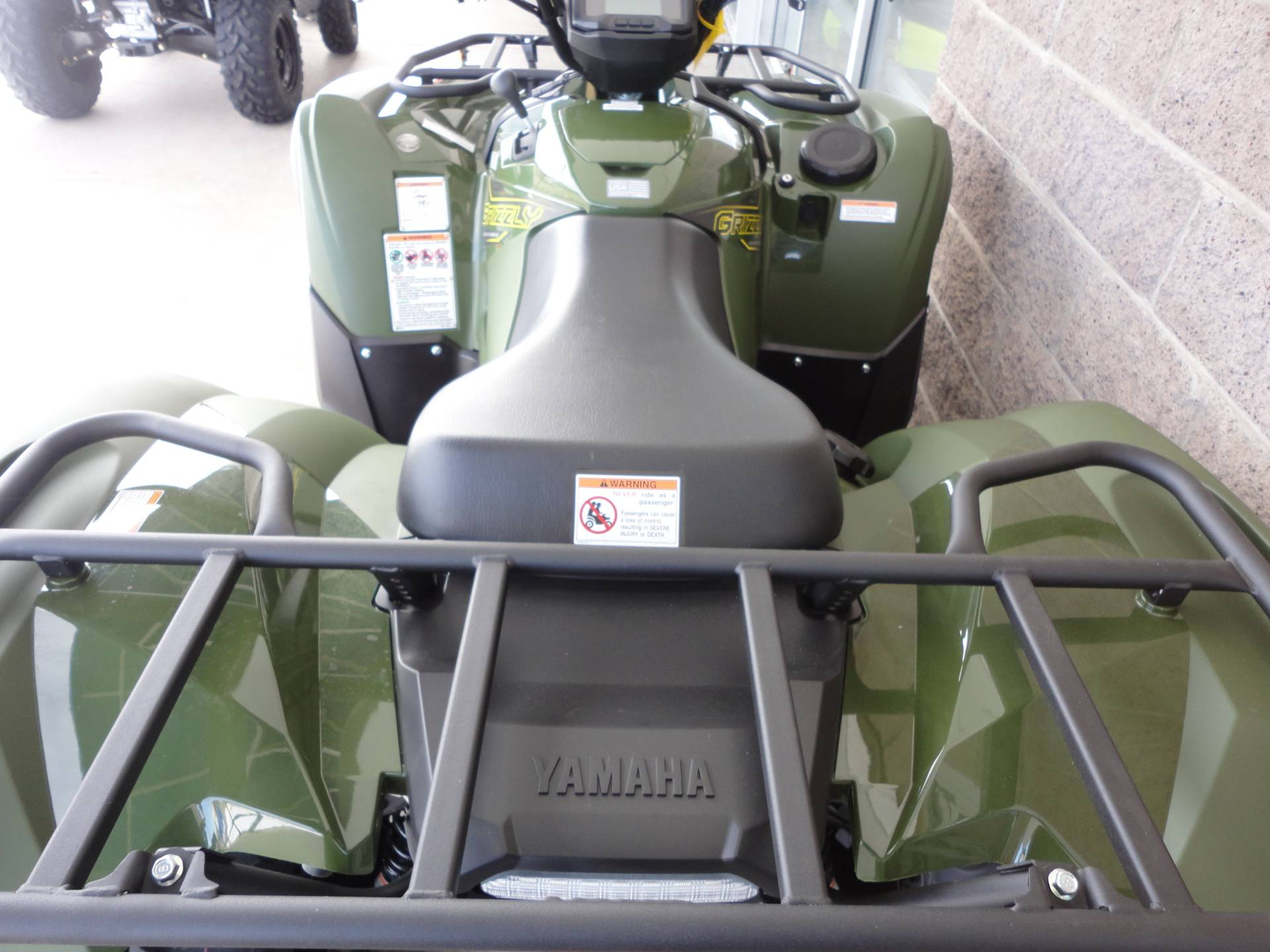 2020 Yamaha Grizzly EPS in Denver, Colorado - Photo 17
