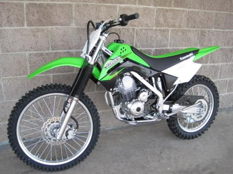 2017 Kawasaki KLX140G in Denver, Colorado