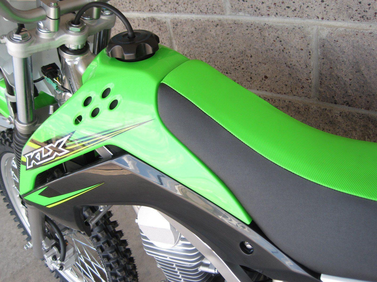 2017 Kawasaki KLX140G in Denver, Colorado