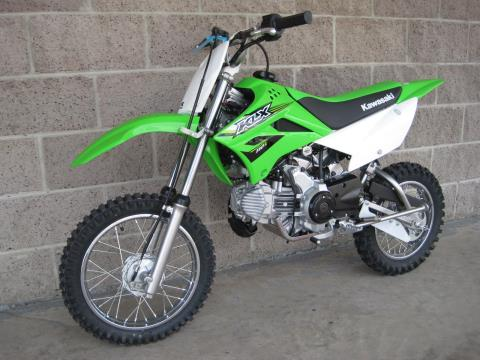 2017 Kawasaki KLX110L in Denver, Colorado