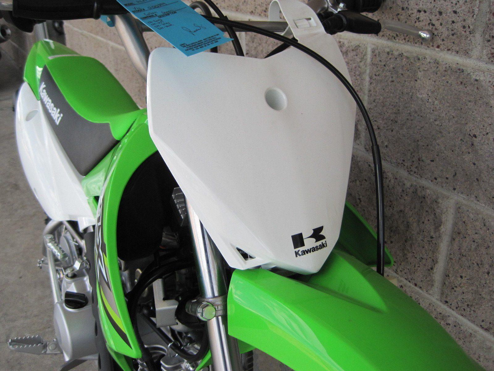 2017 Kawasaki KLX110L in Denver, Colorado