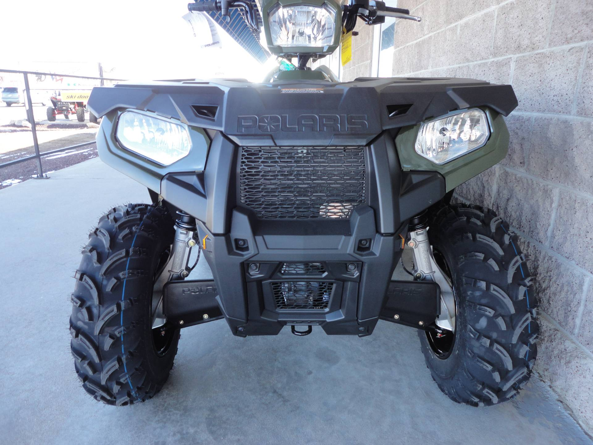 2020 Polaris Sportsman 450 H.O. EPS in Denver, Colorado - Photo 6
