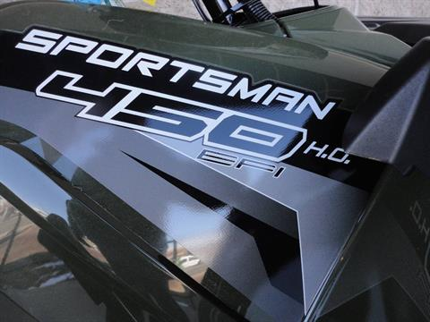 2020 Polaris Sportsman 450 H.O. EPS in Denver, Colorado - Photo 13