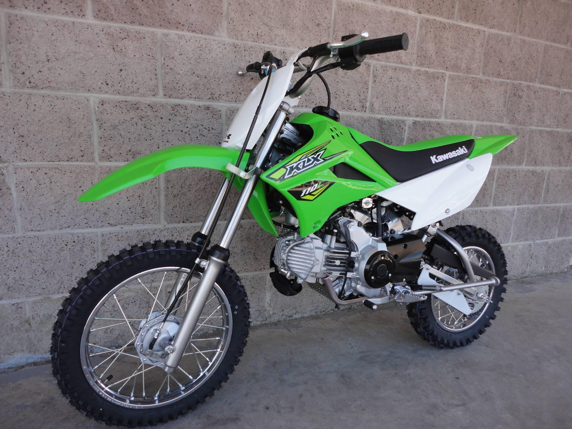 2018 Kawasaki KLX 110L Motorcycles Denver Colorado P0462