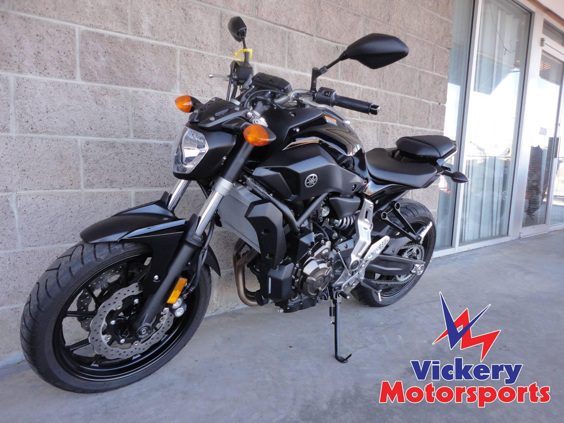 2016 Yamaha FZ-07 for sale 40711