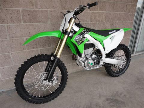 2019 Kawasaki KX 450 in Denver, Colorado