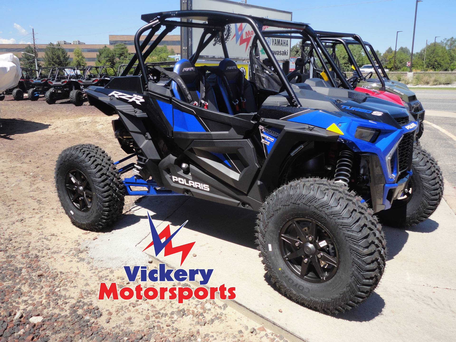 2019 Polaris RZR XP Turbo S in Denver, Colorado - Photo 1