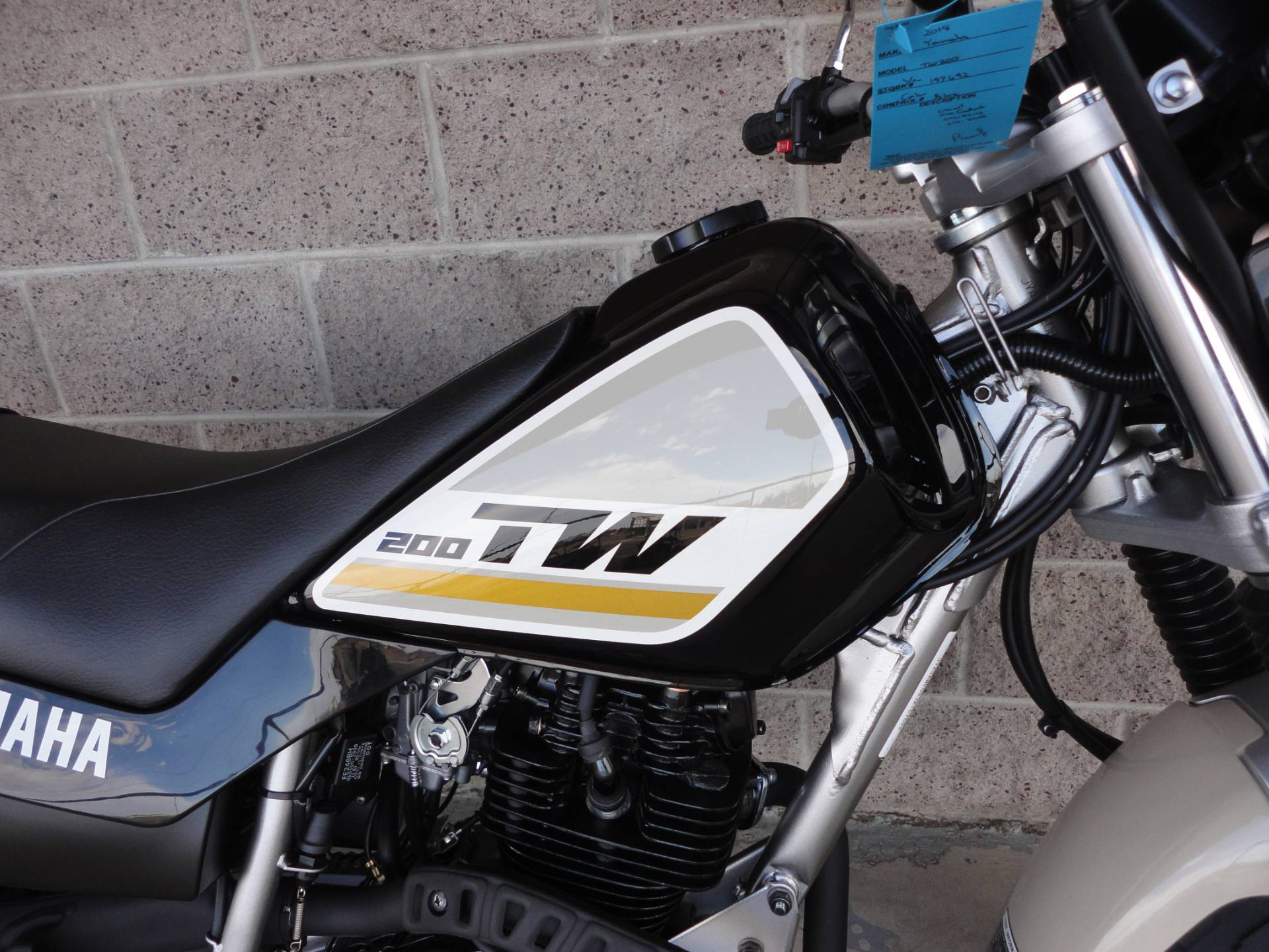 2019 Yamaha TW200 in Denver, Colorado - Photo 17