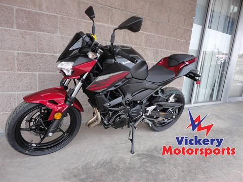 2019 Kawasaki Z400 ABS in Denver, Colorado - Photo 1
