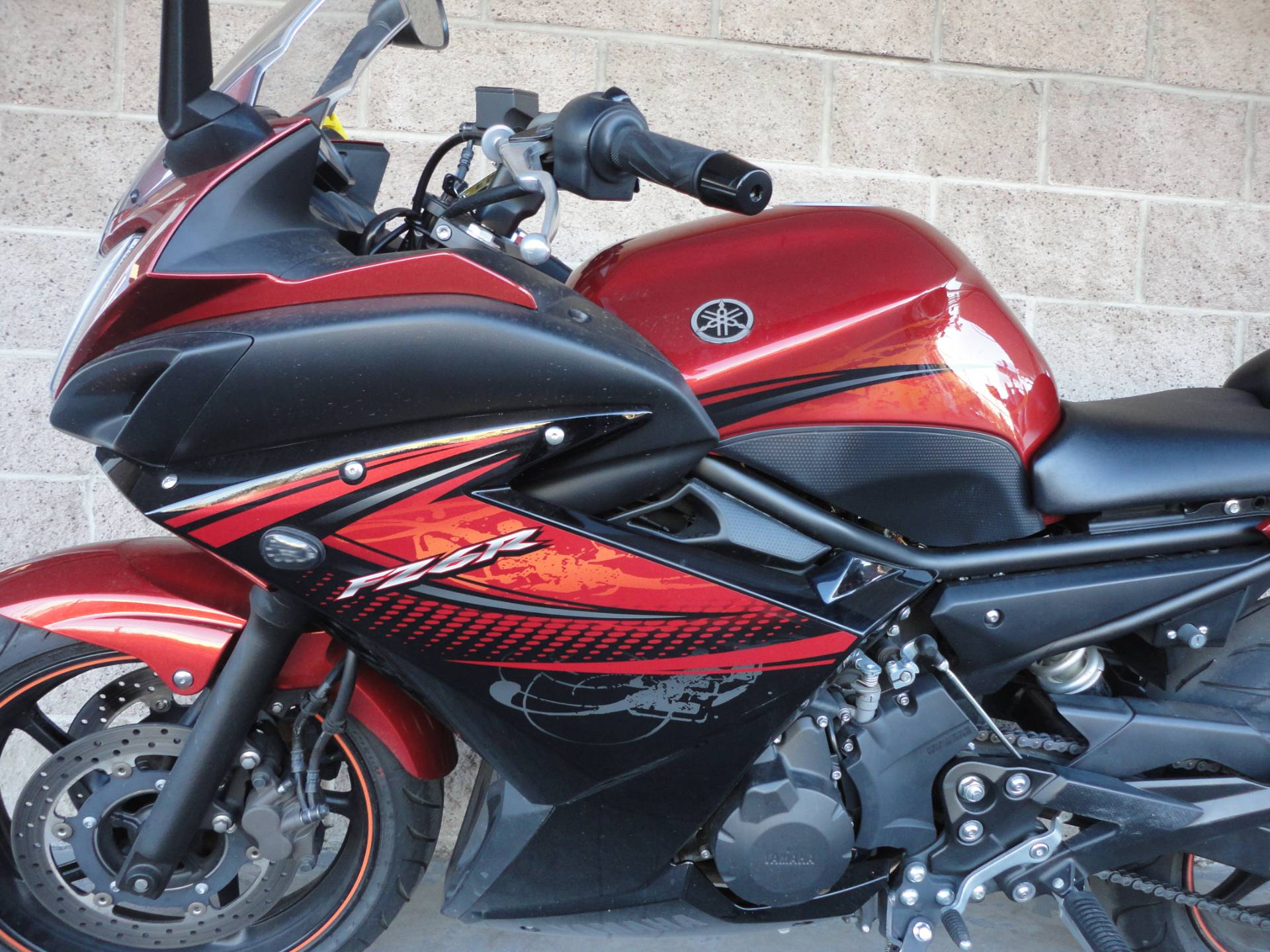 2011 Yamaha FZ6R in Denver, Colorado