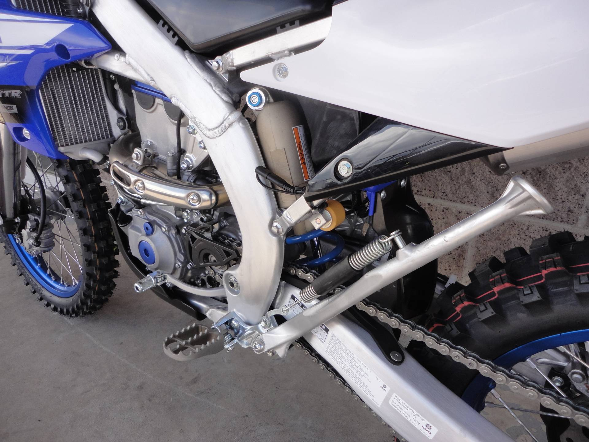 2019 Yamaha WR450F in Denver, Colorado - Photo 5