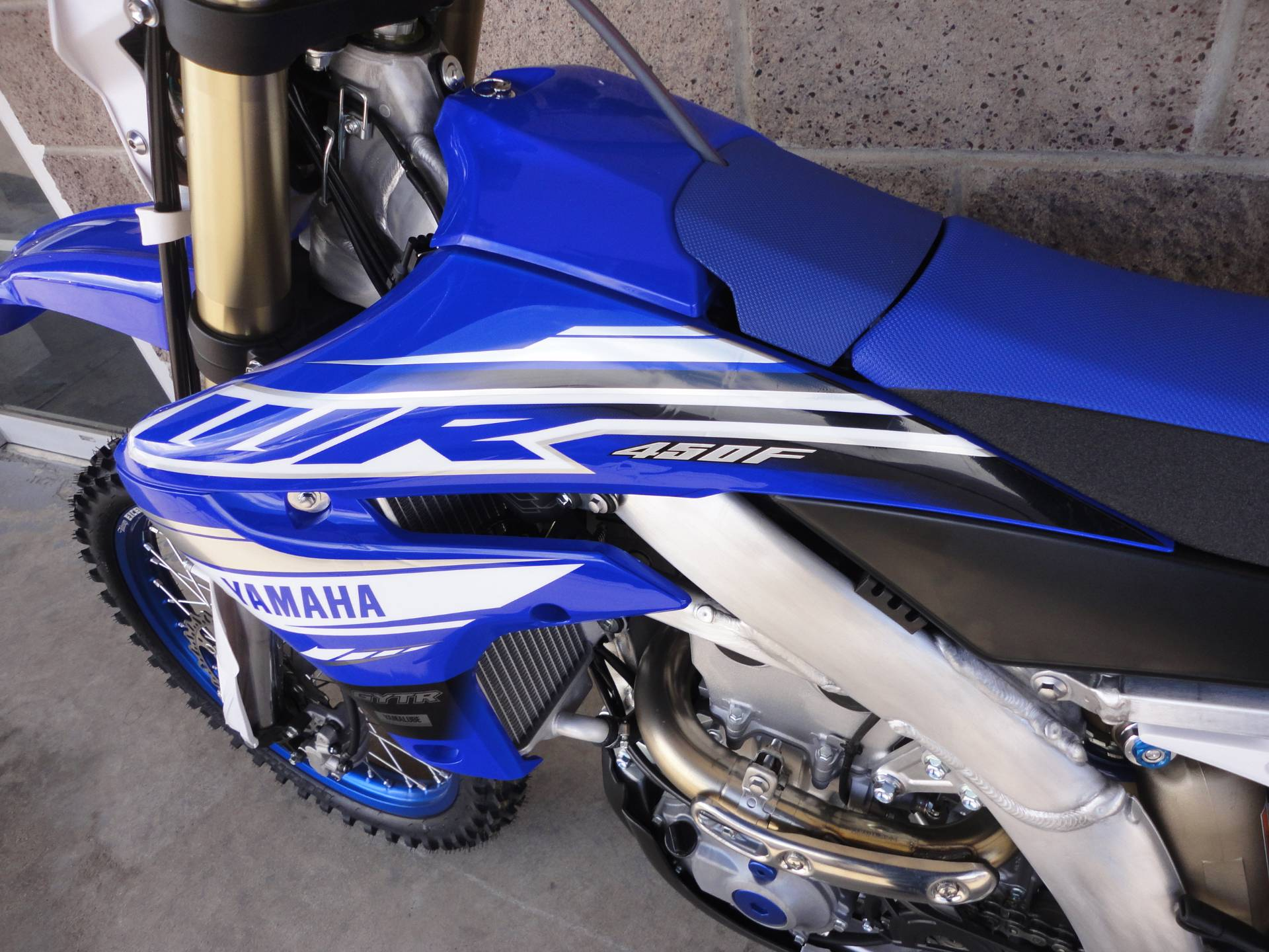 2019 Yamaha WR450F in Denver, Colorado - Photo 9