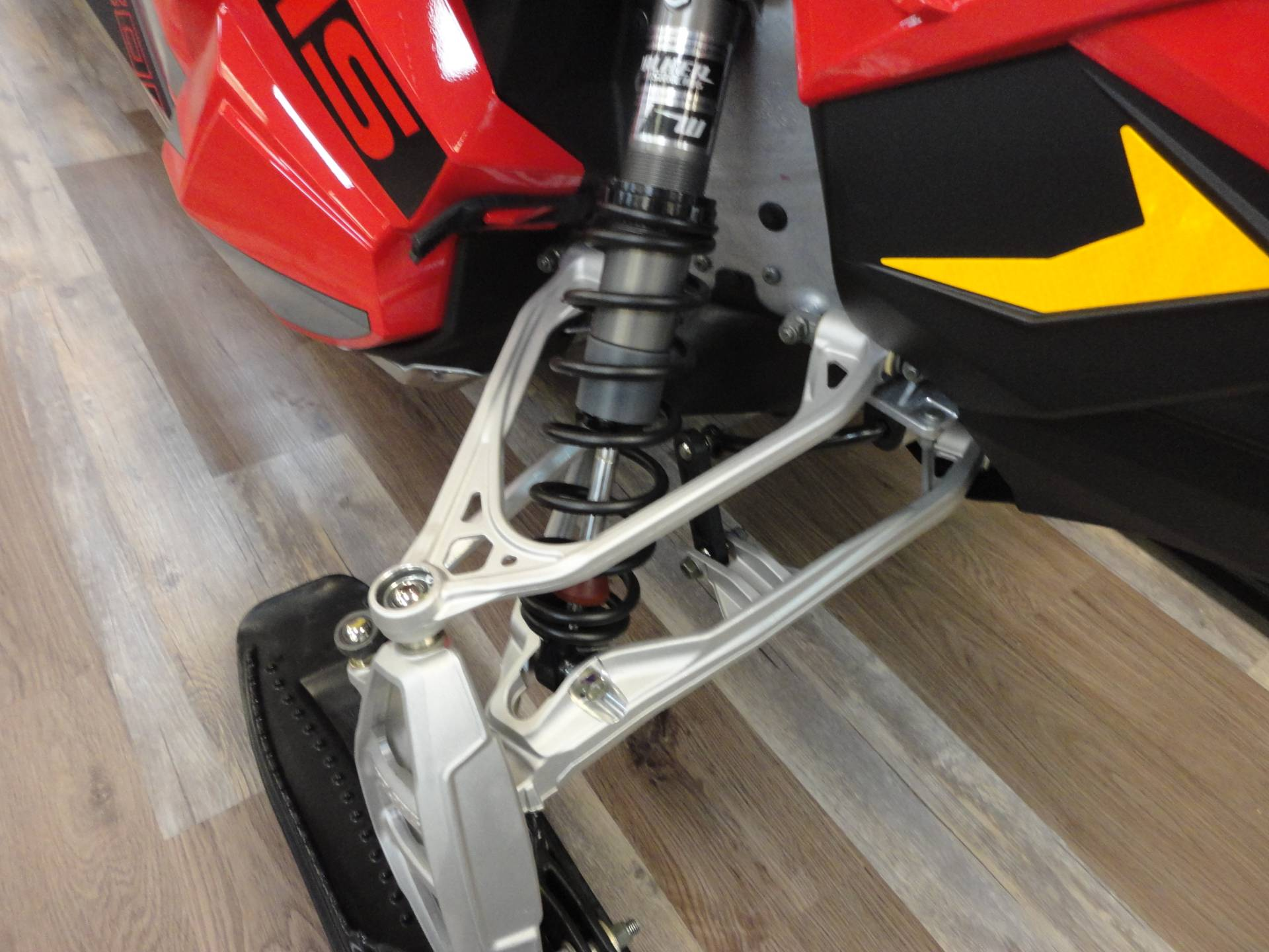 2020 Polaris 800 PRO-RMK 163 SC in Denver, Colorado - Photo 4