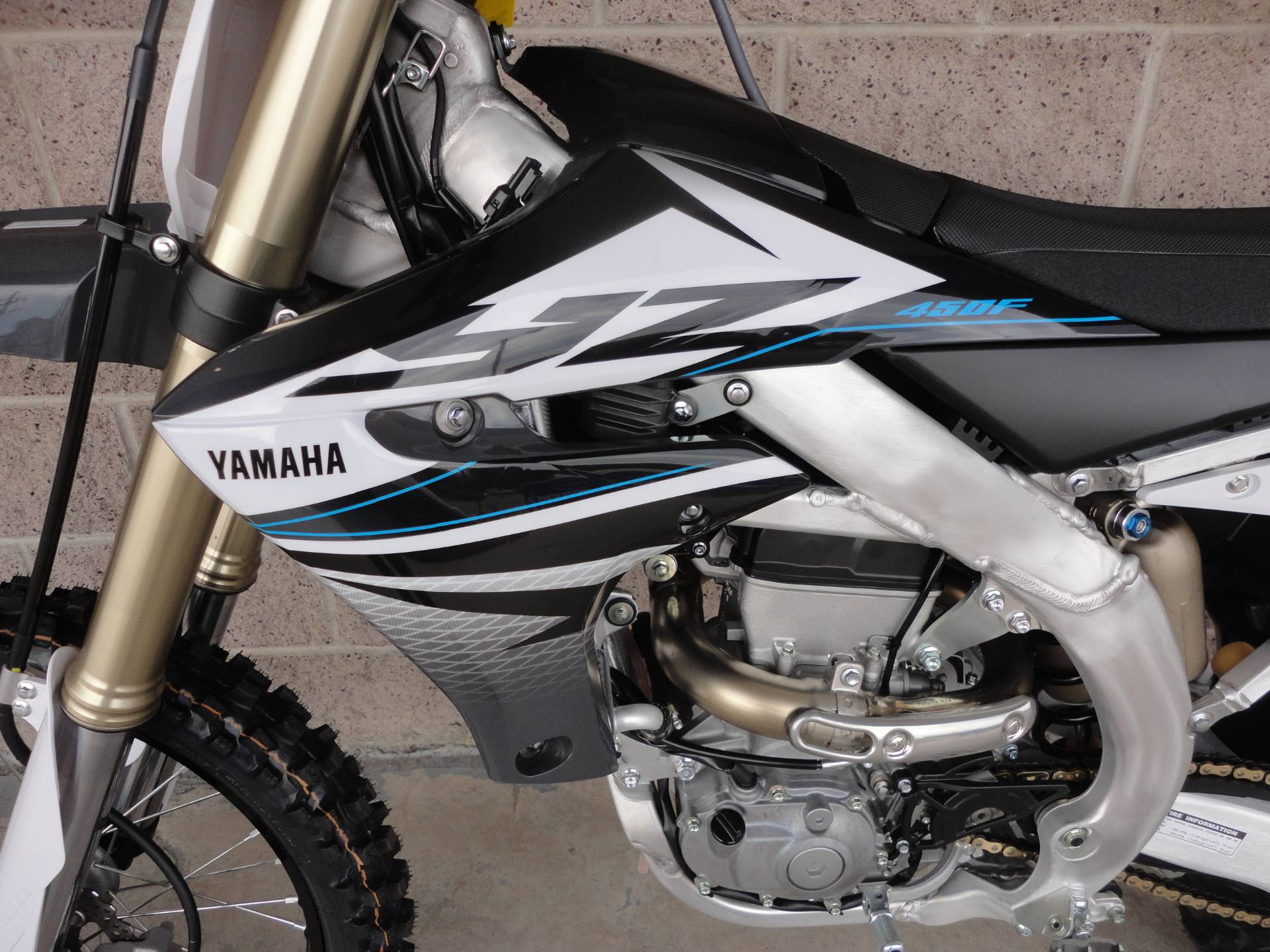 2020 Yamaha YZ450F in Denver, Colorado - Photo 3