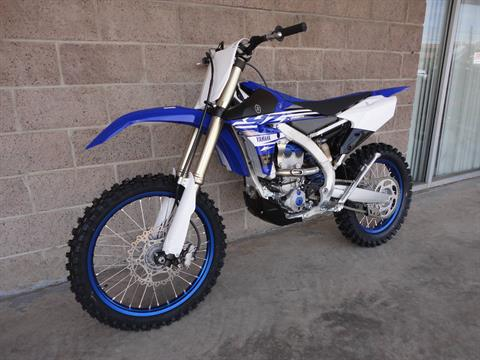 2019 Yamaha YZ250FX in Denver, Colorado