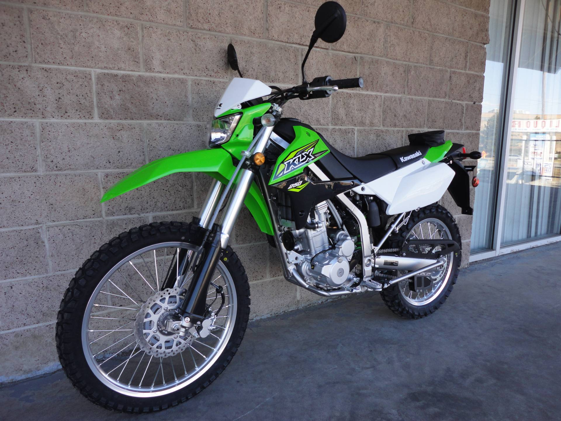 2018 Kawasaki KLX 250 Motorcycles Denver Colorado V6926