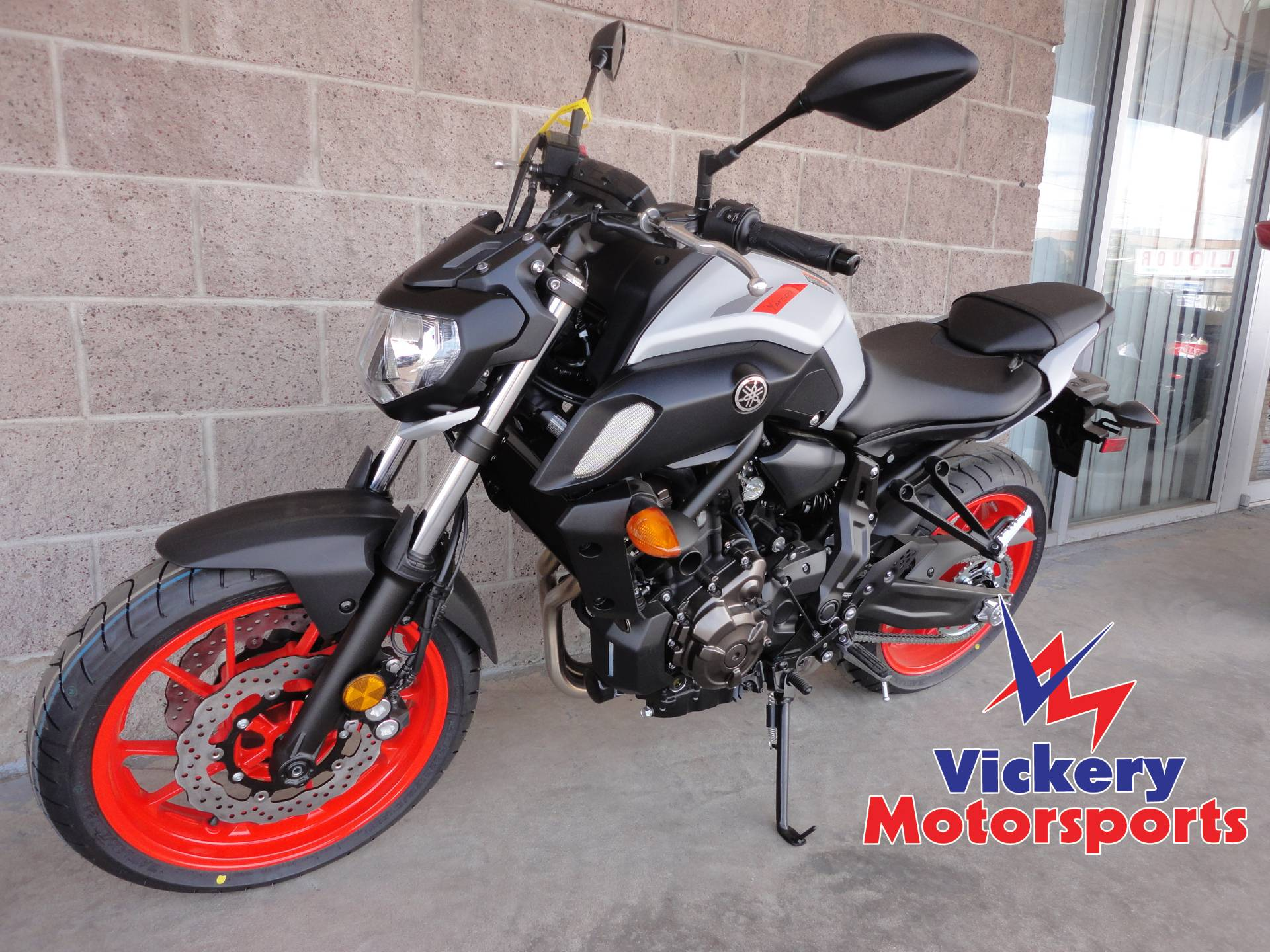2019 Yamaha MT-07 in Denver, Colorado - Photo 1