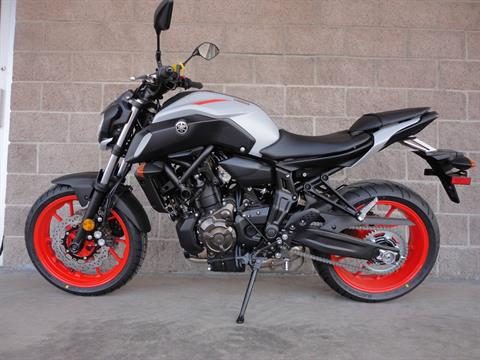 2019 Yamaha MT-07 in Denver, Colorado - Photo 2