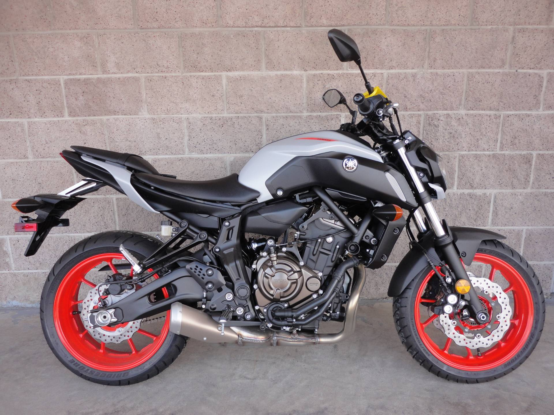 2019 Yamaha MT-07 in Denver, Colorado - Photo 13