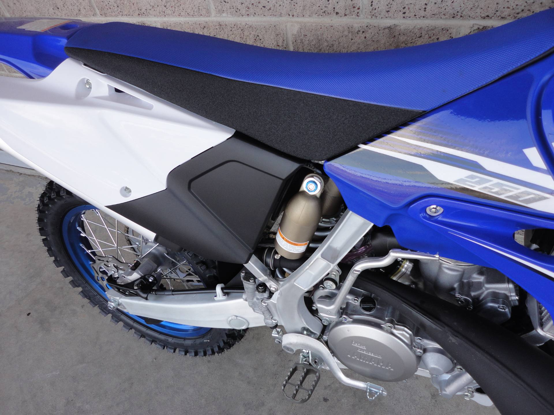 2018 Yamaha YZ250 in Denver, Colorado