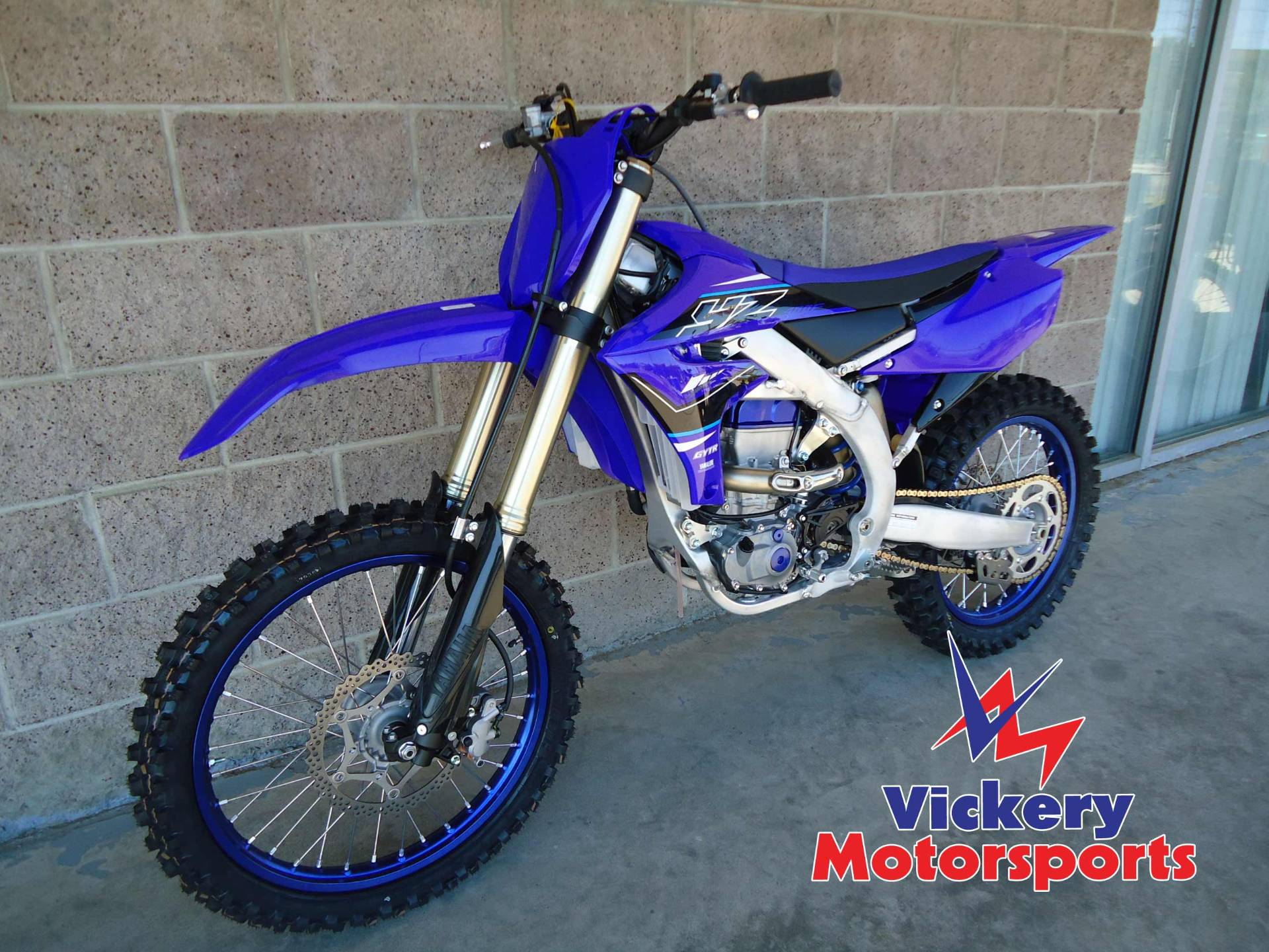 2021 Yamaha YZ450F in Denver, Colorado - Photo 1