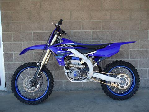 2021 Yamaha YZ450F in Denver, Colorado - Photo 2
