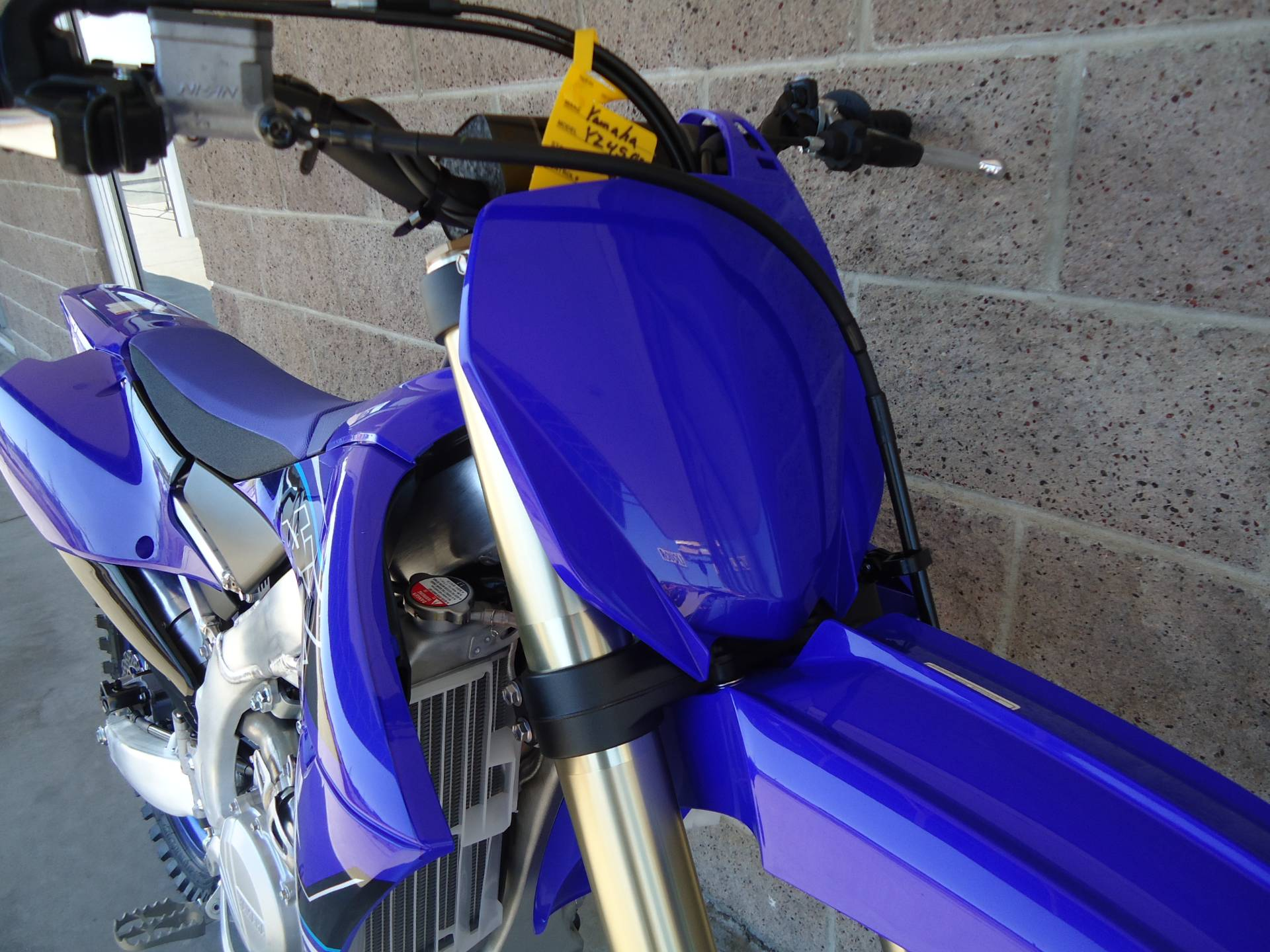 2021 Yamaha YZ450F in Denver, Colorado - Photo 13