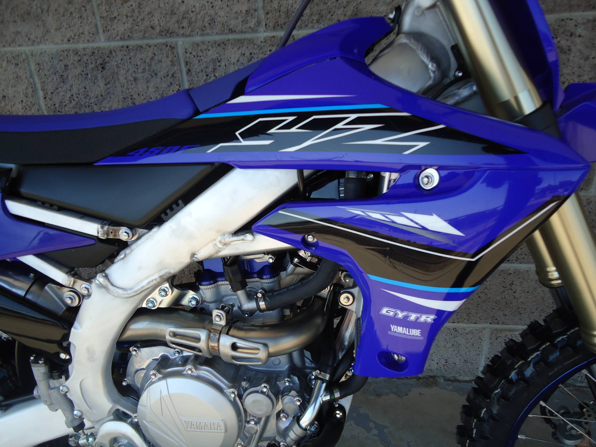 2021 Yamaha YZ450F in Denver, Colorado - Photo 16
