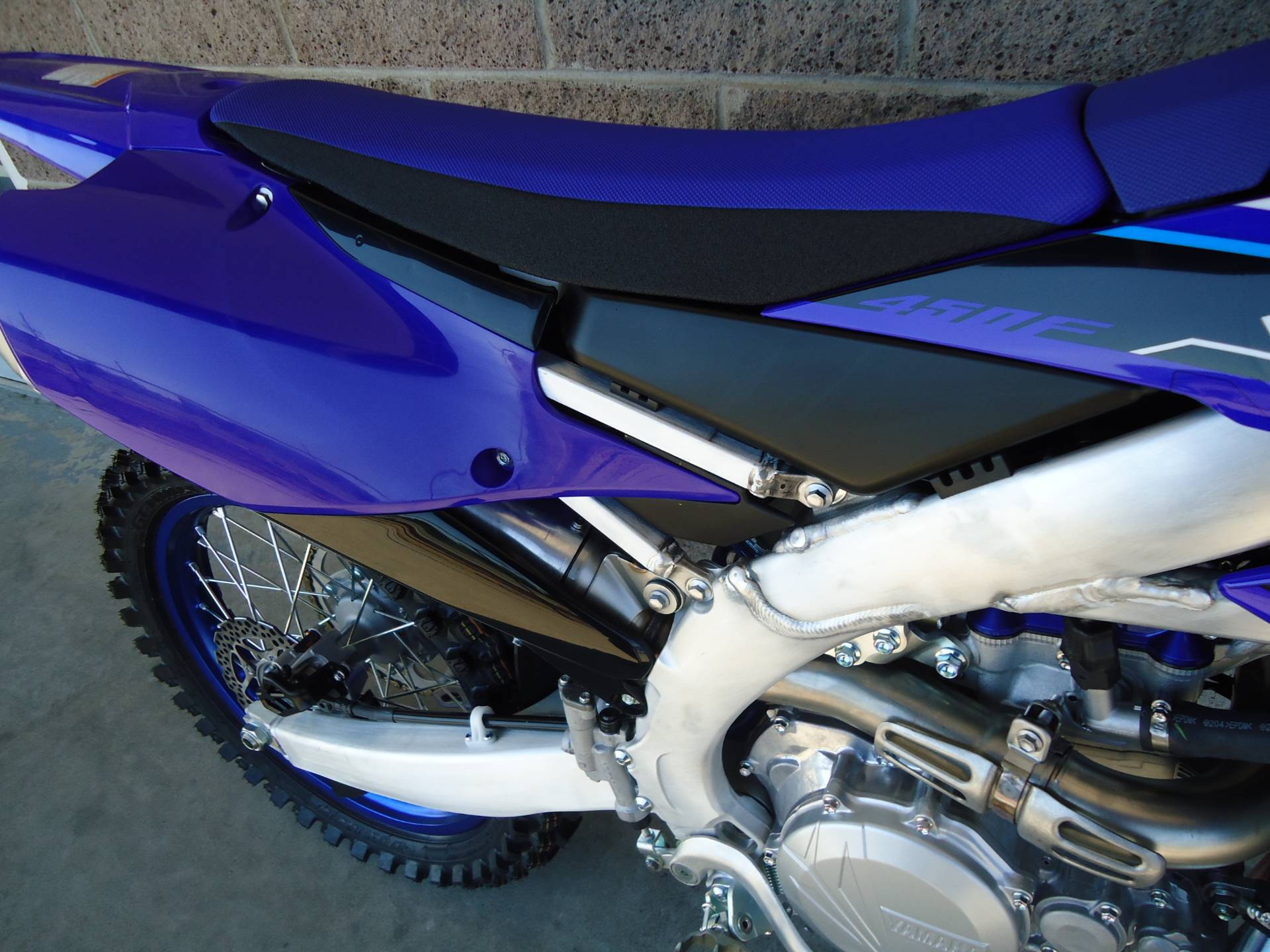 2021 Yamaha YZ450F in Denver, Colorado - Photo 22