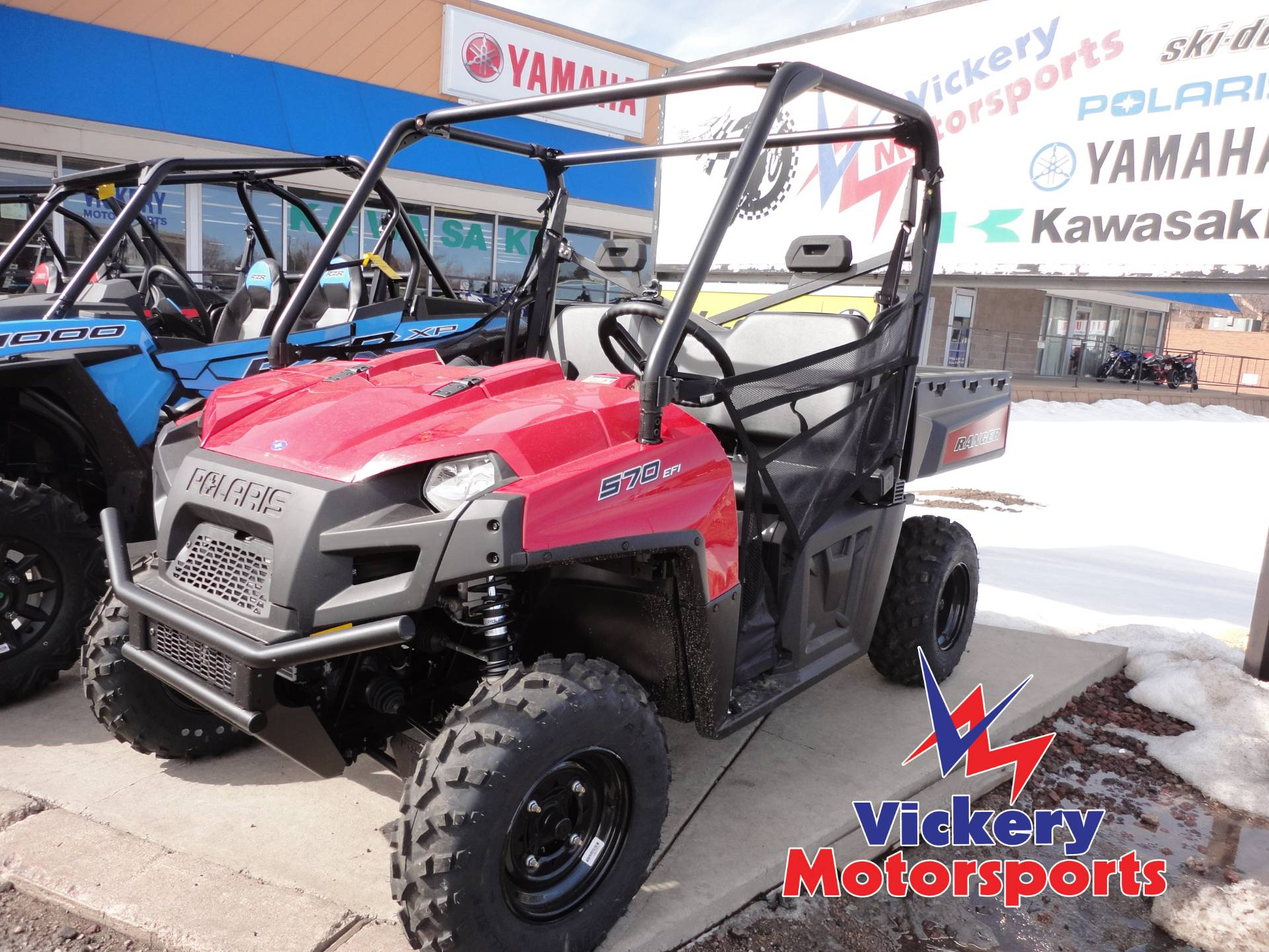 2020 Polaris Ranger 570 Full-Size in Denver, Colorado - Photo 1