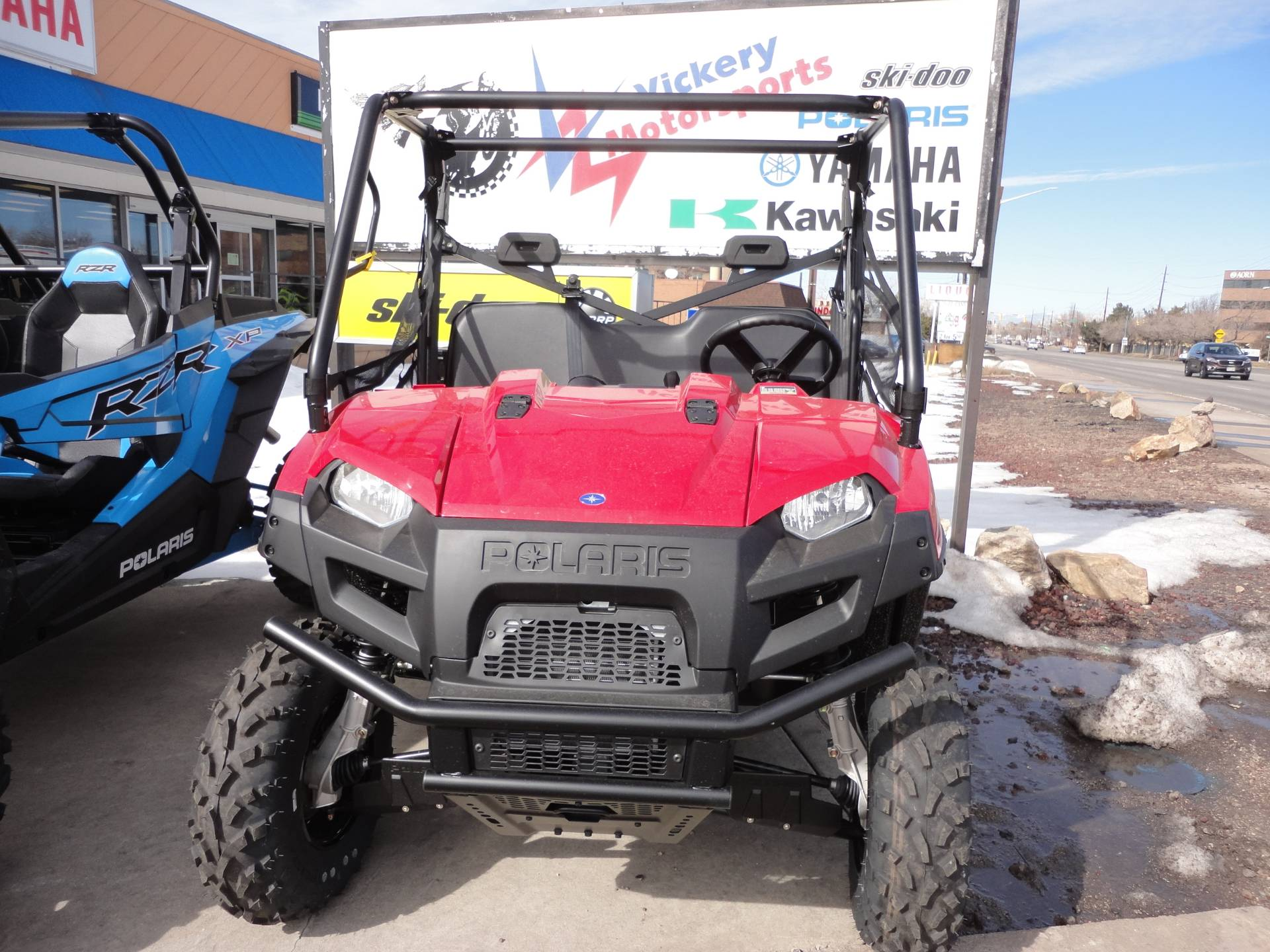 2020 Polaris Ranger 570 Full-Size in Denver, Colorado - Photo 4