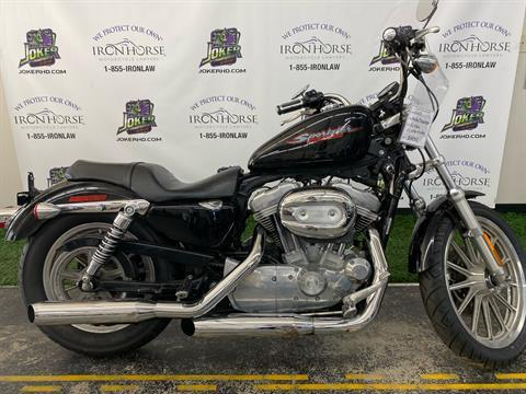 2007 Harley-Davidson Sportster 883 in Blacksburg, South Carolina - Photo 1