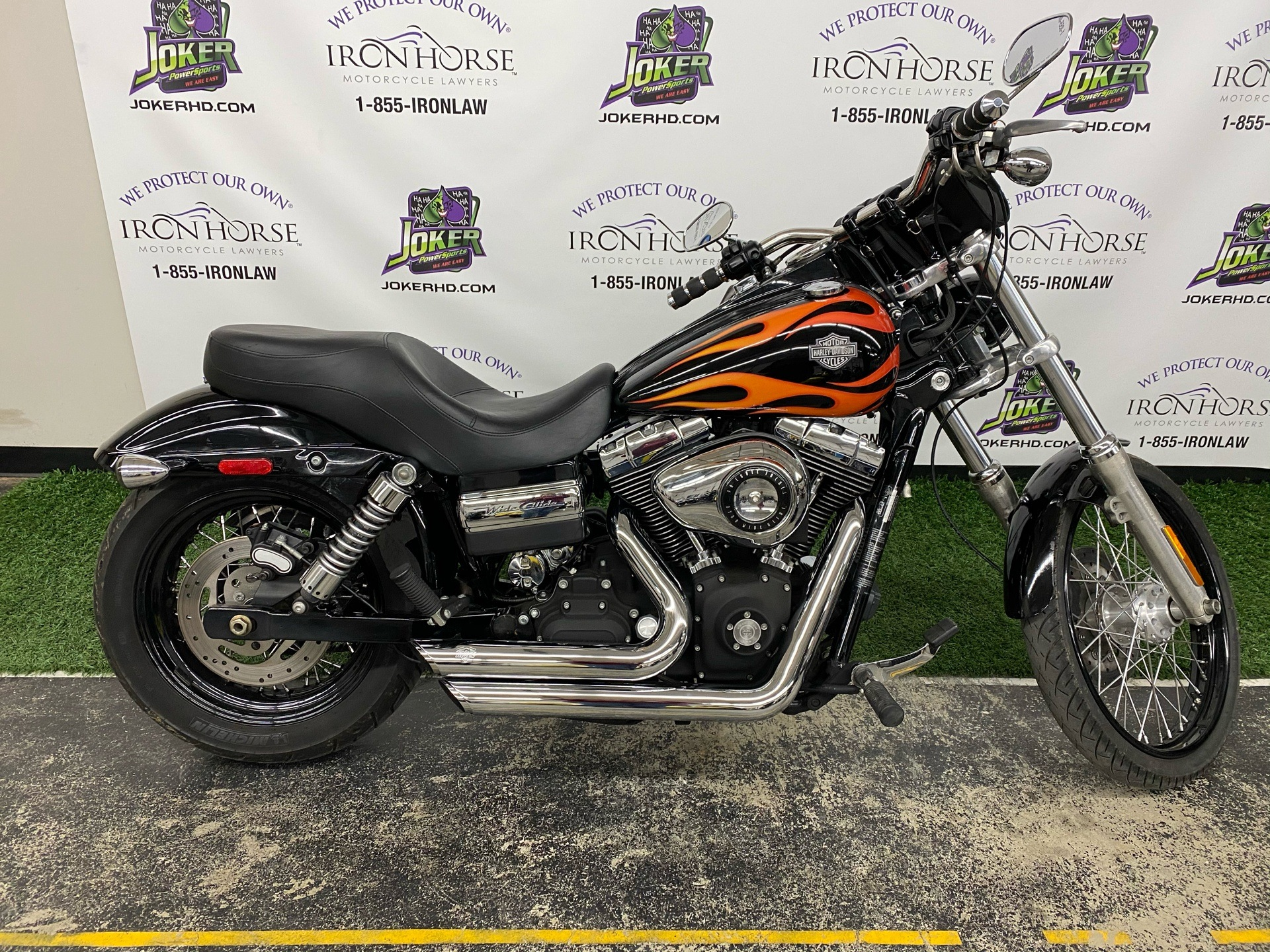 2010 Harley-Davidson Dyna® Wide Glide® in Blacksburg, South Carolina - Photo 1