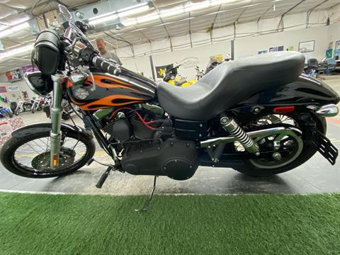 2010 Harley-Davidson Dyna® Wide Glide® in Blacksburg, South Carolina - Photo 8