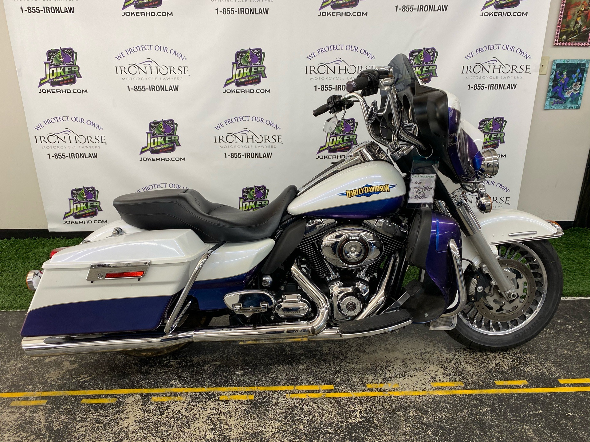 2010 Harley-Davidson Electra Glide® Ultra Limited in Blacksburg, South Carolina - Photo 1