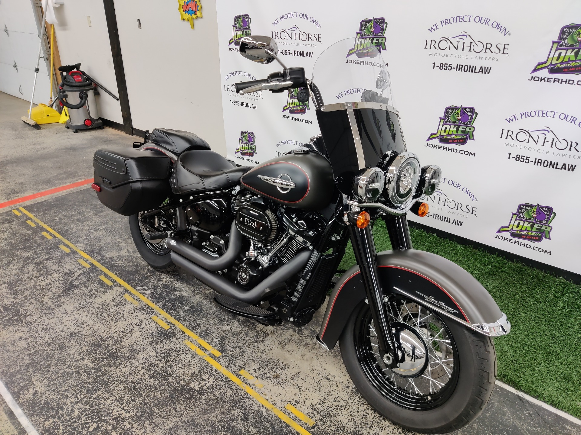 2018 Harley-Davidson Heritage Classic 114 in Blacksburg, South Carolina - Photo 2