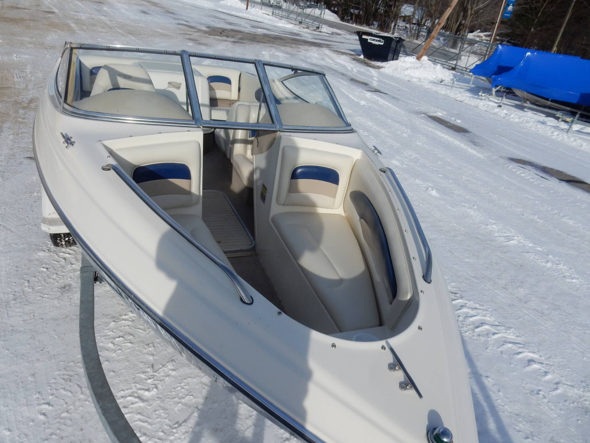 2002 Stingray 180LS in Center Ossipee, New Hampshire