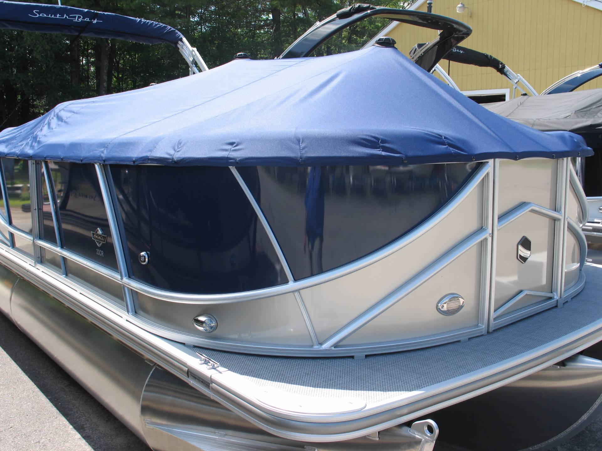 2017 South Bay 523CR in Center Ossipee, New Hampshire