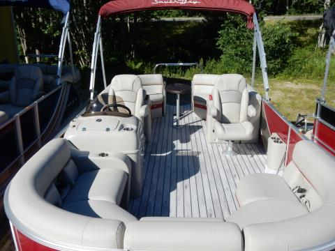 2017 South Bay 521RS in Center Ossipee, New Hampshire