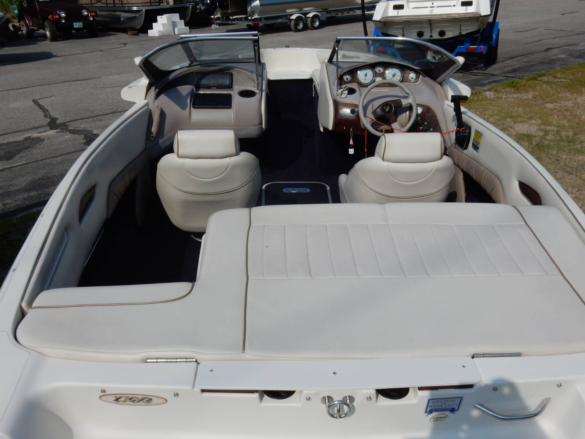 1998 Regal 1700LSR in Center Ossipee, New Hampshire