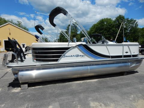 2016 South Bay 521RS Tri-Toon in Center Ossipee, New Hampshire