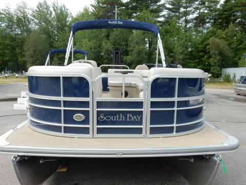 2017 South Bay 222FCR in Center Ossipee, New Hampshire