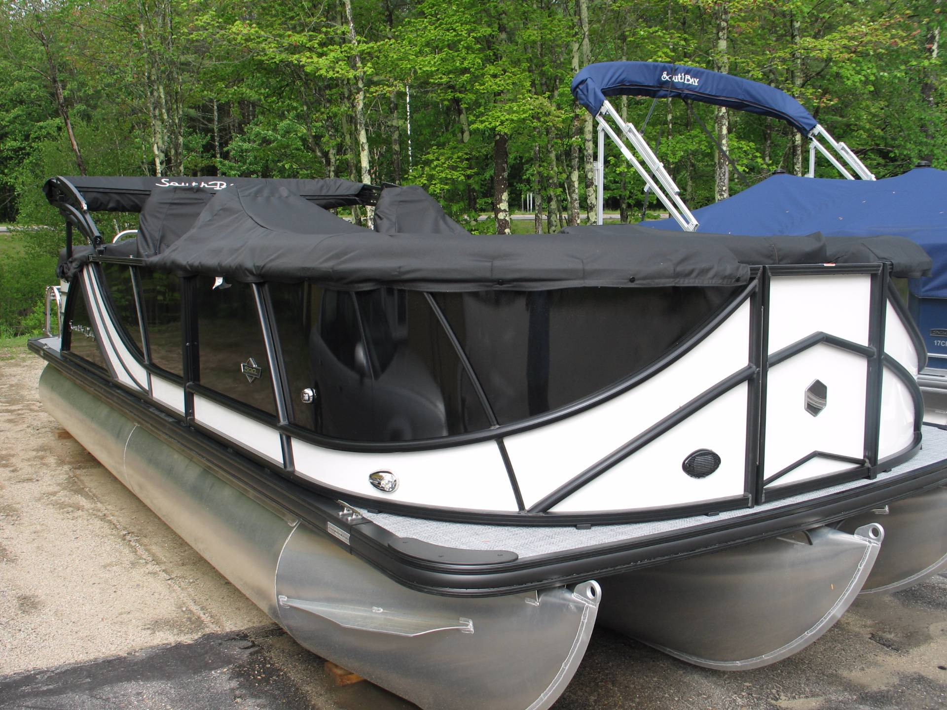 2017 South Bay 523RS in Center Ossipee, New Hampshire