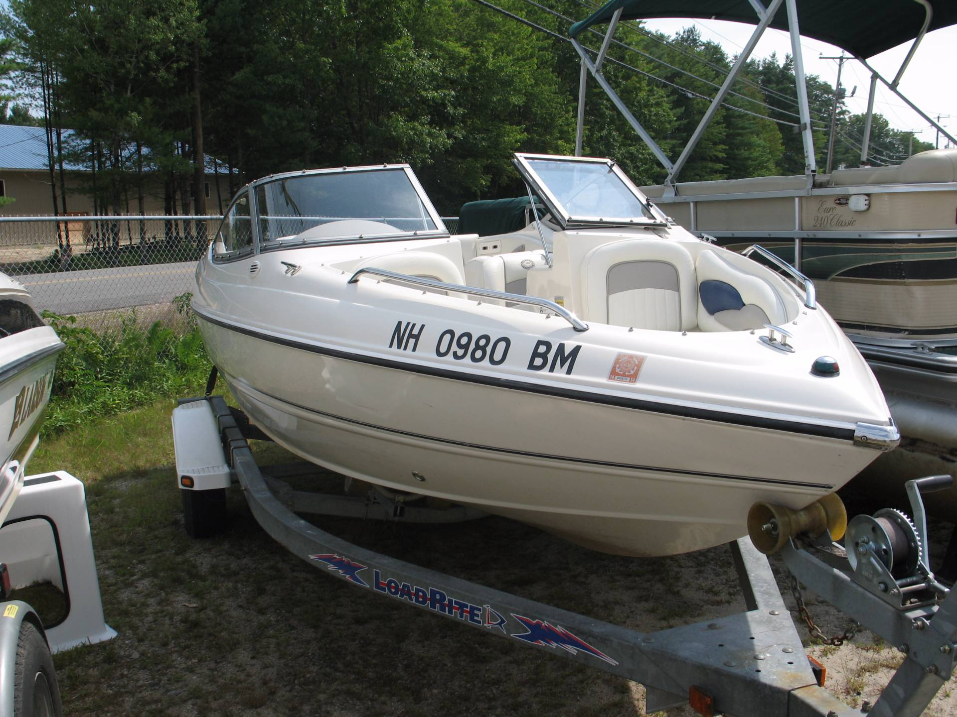 2006 Stingray 185LS in Center Ossipee, New Hampshire