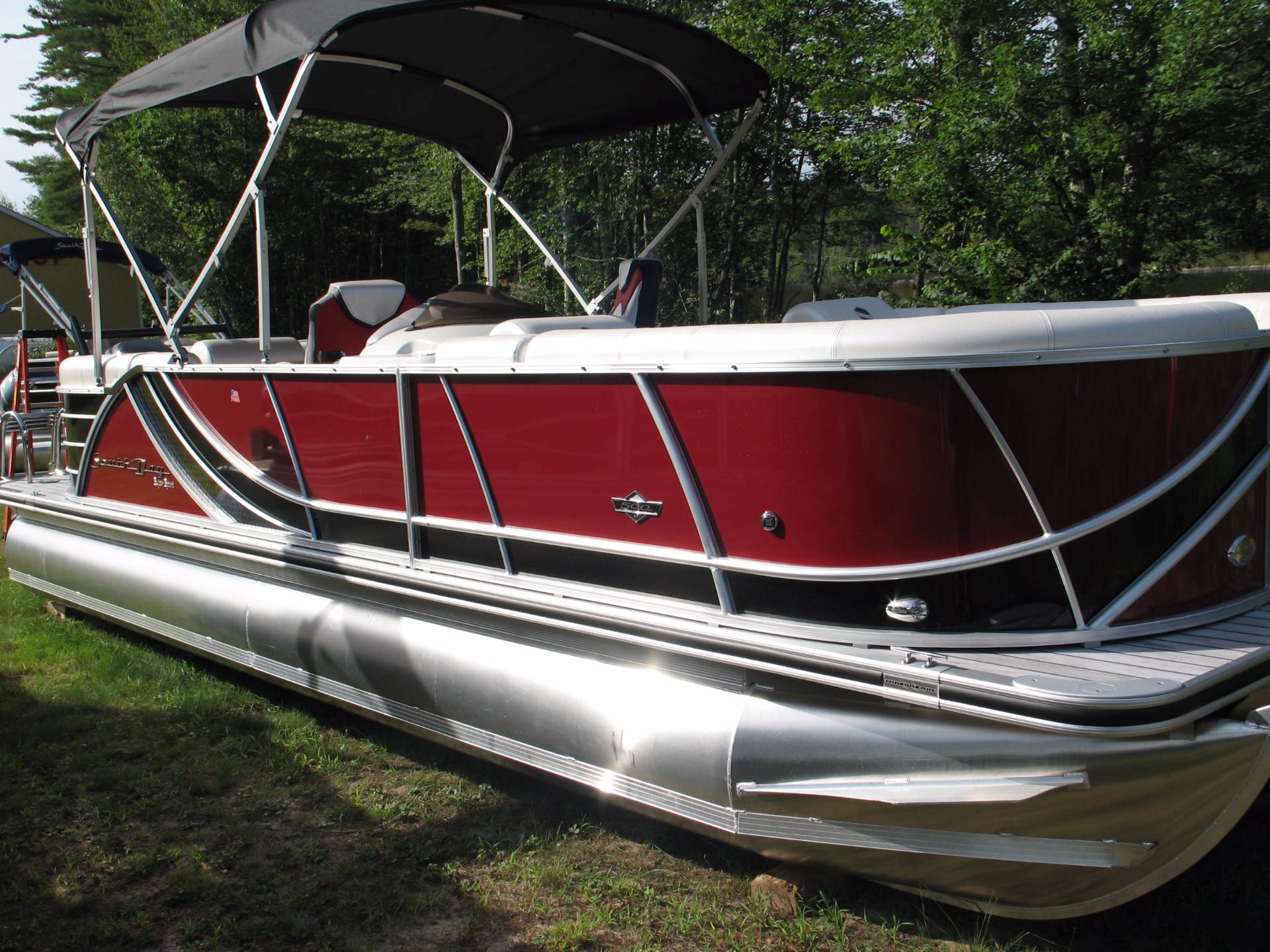 2017 South Bay 525 RS in Center Ossipee, New Hampshire