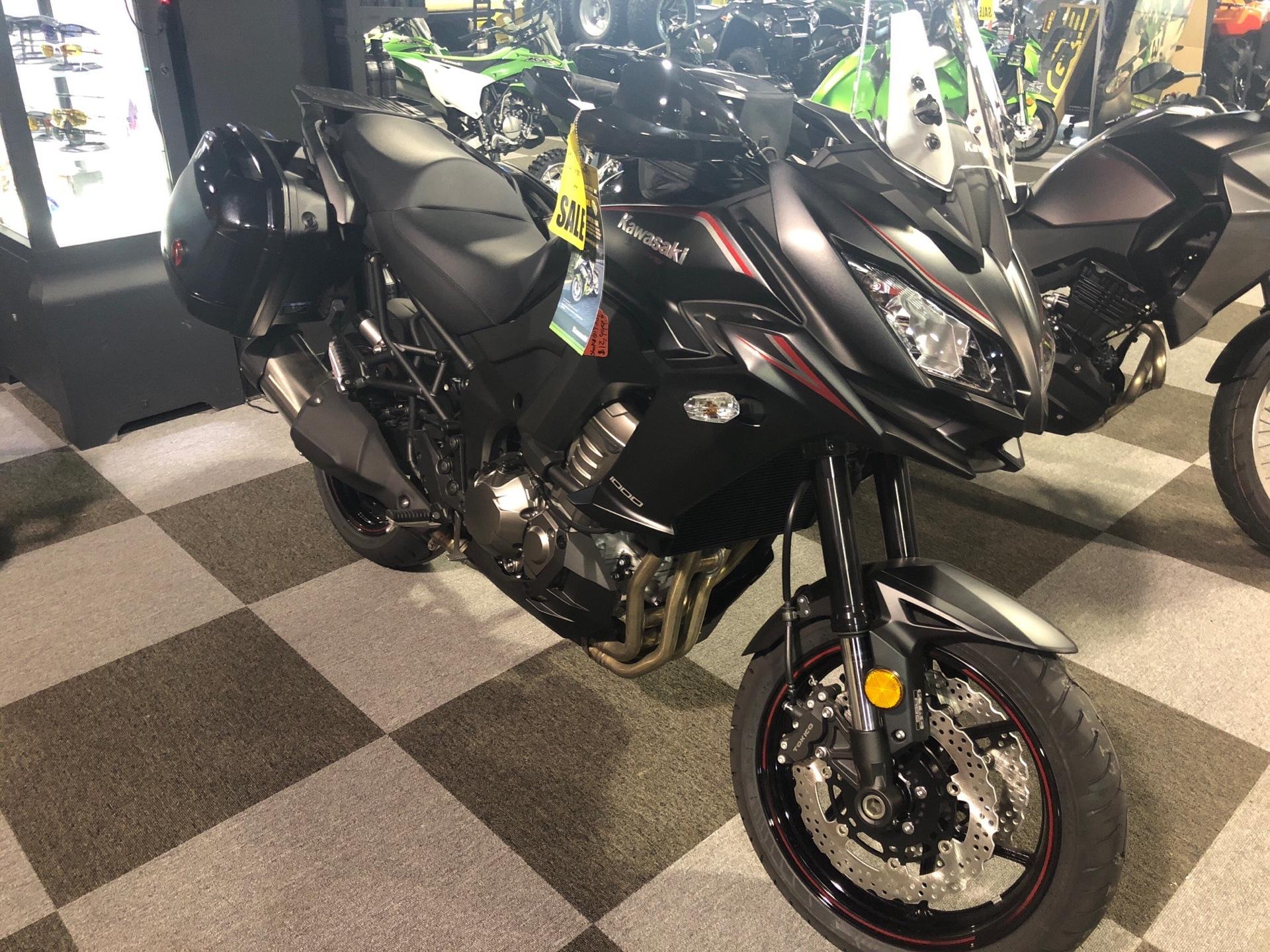 2017 Kawasaki Versys 1000 LT for sale 805