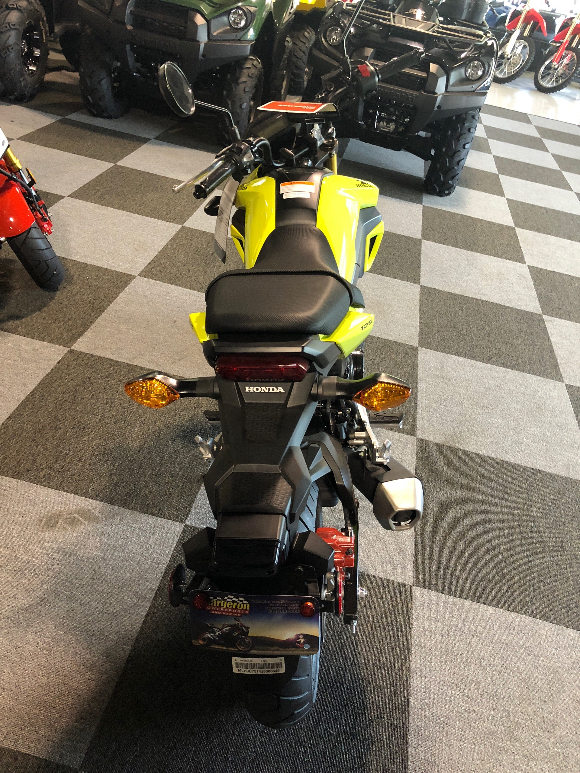 2018 Honda Grom in Brunswick, Georgia