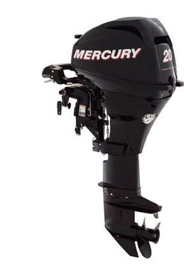"2017 Mercury Marine 20HP EL START PT  REM MECH 15"" in Brunswick, Georgia"