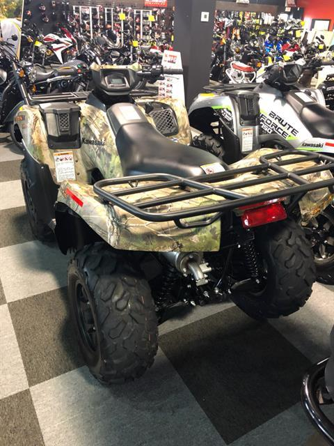 2019 Kawasaki Brute Force 750 4x4i EPS Camo in Brunswick, Georgia - Photo 2