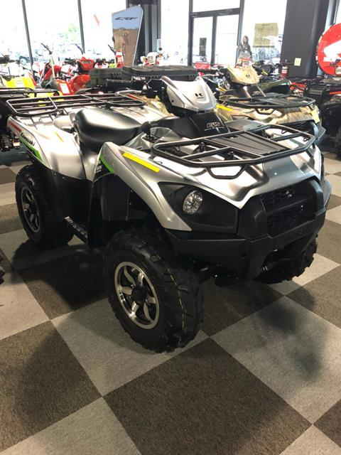 2019 Kawasaki Brute Force 750 4x4i EPS in Brunswick, Georgia